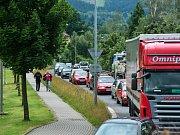 Ulice České mládeže patří mezi nejproblémovější a také nejhlučnější ulice v Liberci.