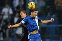 Jablonec díky Doležalovi poprvé v lize vyhrál derby v Liberci.