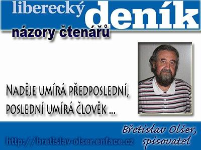 NÁZORY / EXTERNÍ / Olšar Břetislav