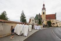 Kostel v Raspenavě.