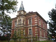 Ruská vila v Hrádku nad Nisou