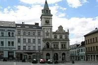 Turnov dopadl v hodnocení z měst Libereckého kraje nejlépe. Na snímku je turnovská radnice.