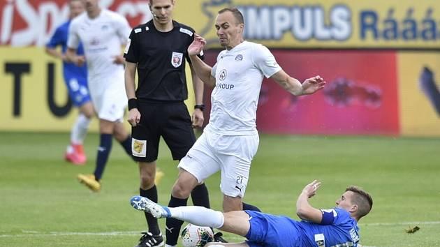 Liberec doma porazil Slovácko 3:1.