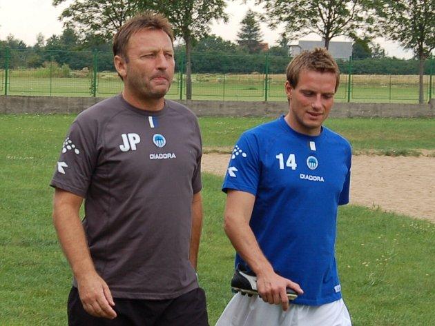 Josef Petřík a Filip Dort