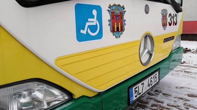 Autobus. Ilustrační fotografie.