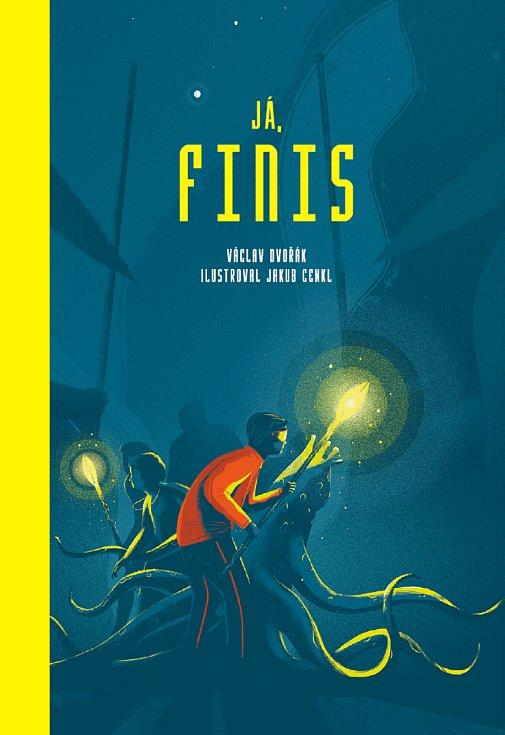 Na vydání kniha Já, Finis shání její autor peníze prostřednictvím kampaně na Hithitu.
