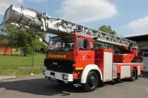 Osečenští hasiči mají nový autožebřík.