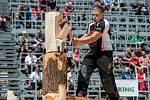 Stihl Timbersports Czech series 2014 - Liberec.