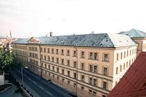 Liberecká vazební věznice.