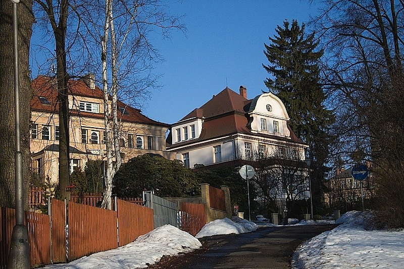 Liberecké ulice.