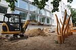 Představení nově budované nemocniční školky KNL KNofLík