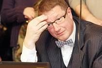 Bývalý primátor Jiří Kittner stál v čele města 11 let.
