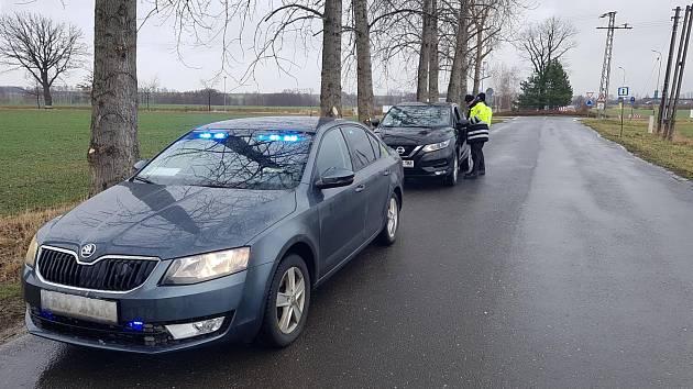 Policisté dohlíželi v Libereckém kraji na bezpečnost v dopravě.