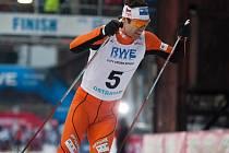 DUŠAN KOŽÍŠEK. Trojnásobný vítěz City Cross Sprintu z Dukly Liberec letos vyhrál suverénně.