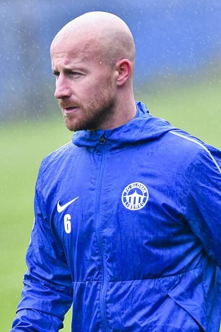 Miroslav Stoch na tréninku FC Slovan Liberec.