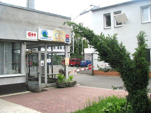 Liberecká teplárna. Ilustrační foto.