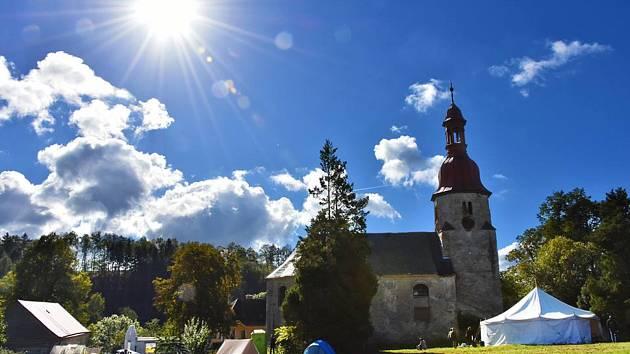 V Horním Vítkově se bude konat dvoudenní festival KUKOKLI na podporu záchrany zdejšího kostela.