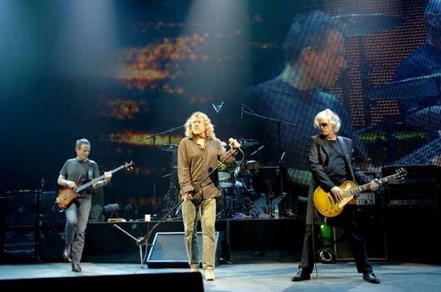 LED ZEPPELIN Live in London 2007