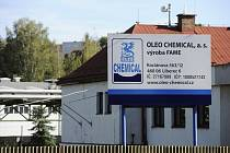 Oleo Chemical v Liberci Rochlici.