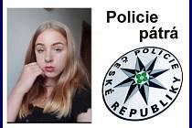 Policie pátrá po třináctileté dívce. Může být v ohrožení života