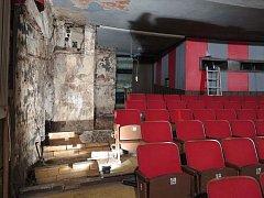 Liberečané se skládají na kino Varšava