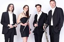 dechové kvarteto Luboše Lachmana.