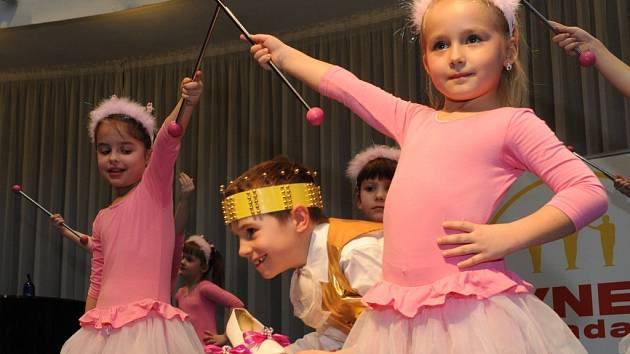 Liberecká Mateřinka - vystoupení předškolních dětí