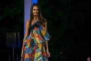 Autorská módní přehlídka návrhářky Beaty Rajské proběhla 23. srpna v atriu Kulturního centra Vratislavice 101010.
