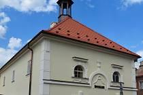 Městské muzeum Špitálek ve Frýdlantě na Liberecku.