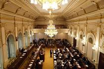 Poslanci návrh zákona o přesunu vybraných státních úřadů a institucí do regionů neschválili. Ilustrační foto.