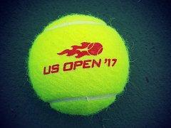 Míček z US Open