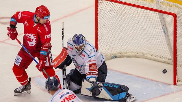 Liberec prohrál v Třinci.