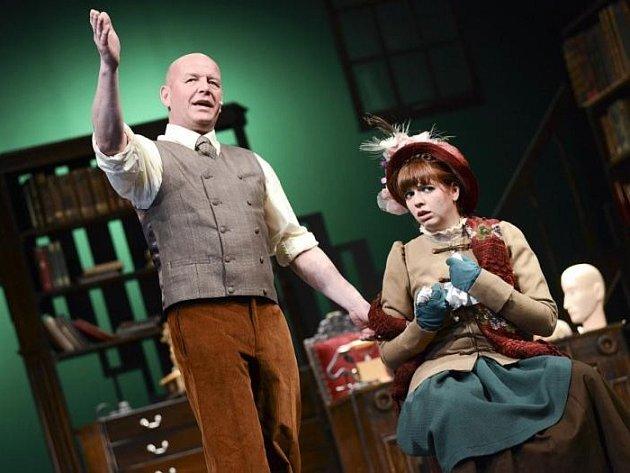 MY FAIR LADY v podání libereckého operního souboru Divadla F. X. Šaldy.