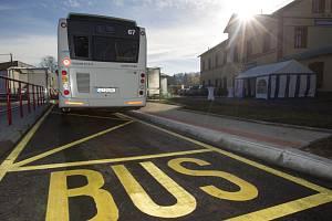 Autobusový dopravce. Ilustrační fotografie.