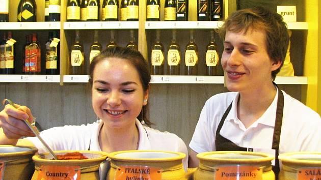 Nová prodejna v centru Liberce nabízí kvalitní potraviny pouze české výroby.