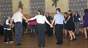 Hasičský ples v Kunraticích.