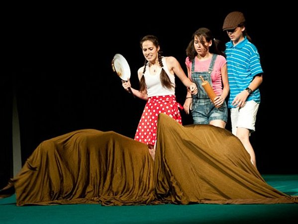 Festival mladých umělců Duhová bouře.