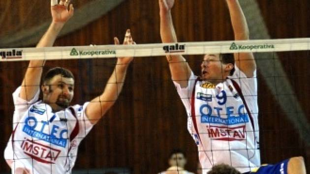 Extraliga volejbalu VK Dukla Liberec vs. SVK Ústí n.L