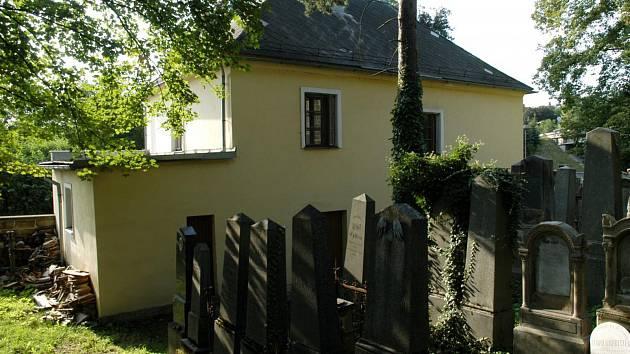Židovský hřbitov, Turnov.