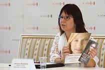 Jaroslava Trajerová představuje projekt.