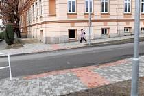Ve Frýdlantě vznikly dva nové přechody pro chodce.