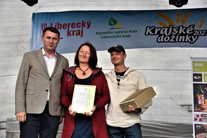 Ocenění Výrobek roku Libereckého kraje 2021.