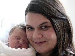 Mamince Adéle Roubíčkové z Liberce se dne 24. listopadu v liberecké porodnici narodila dcera Amélie. Měřila 51 cm a vážila 3,7 kg.