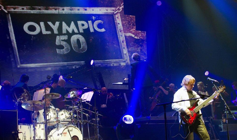 Olympic slavili 50 let také v Liberci