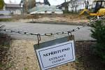 V Botanické zahradě v Liberci se začíná stavět nový pavilon.