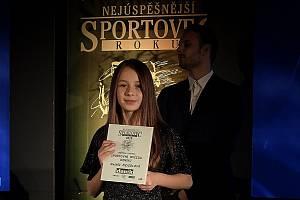 Natálie Nejedlová se stala Hvězdou Deníku.