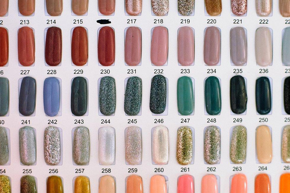 Lenii Nails Design.