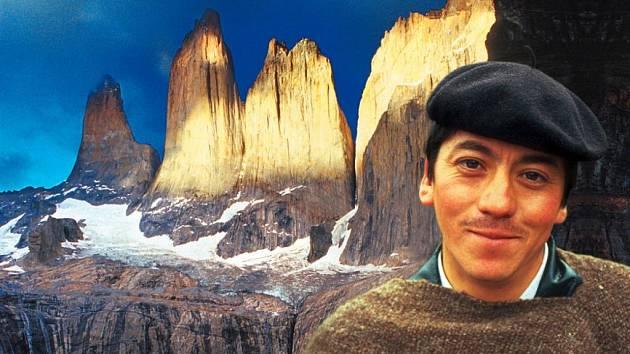 Martina Loewa zaujali svou vnitřní vyrovnaností také obyvatelé Patagonie.