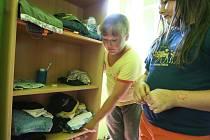 Do centra pozornosti médií, policie a hygienické stanice v Liberci se dostal tento dětský tábor v Rudolfově u Liberce.