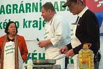 Den regionálních potravin Libereckého kraje.